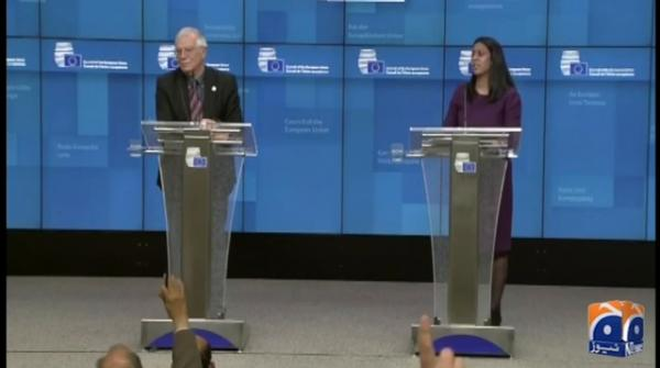 Spoke to Indian FM on human rights issue: Josep Borrell