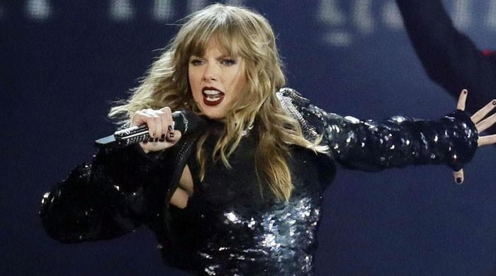 Taylor Swift's live show in Paris wows audience: Watch music video of her latest 'The Man'