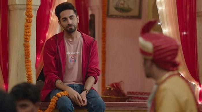 Ayushmann Khurrana's latest romcom brings homosexuality to Bollywood in a first