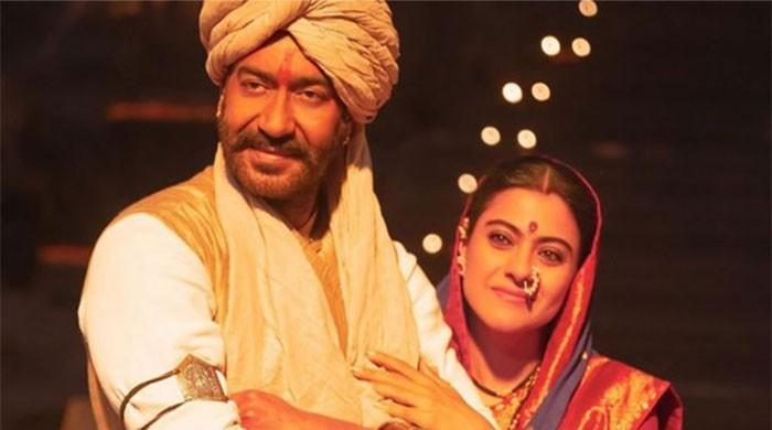 'Tanhaji' collects nearly 350 crore to become Ajay Devgn's highest grossing film
