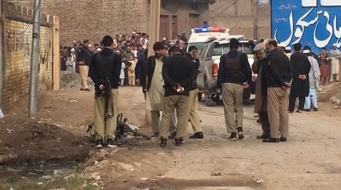CTD kills five terrorists in security operation near Peshawar