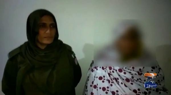 Police arrests husband killer in Lahore