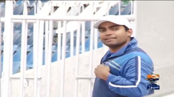 Umar Akmal admits to meeting a bookie