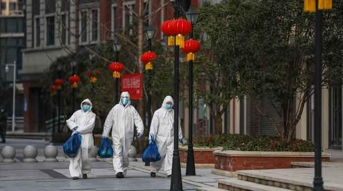Coronavirus: Number of new cases drop in China as death toll passes 2,000
