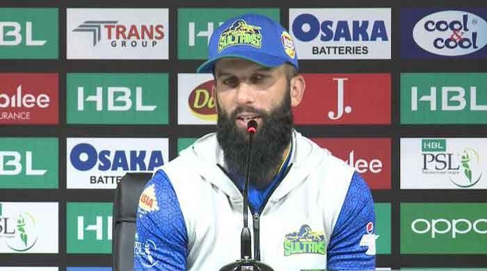 All-rounder Moeen Ali says he is 'hopeful' England team will tour Pakistan