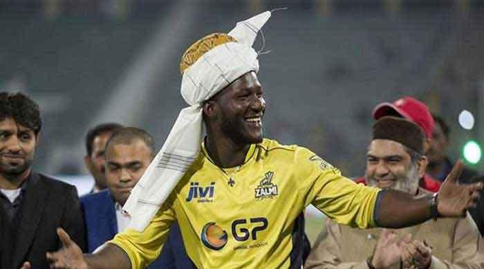 Darren Sammy to become honorary citizen on Pakistan Day