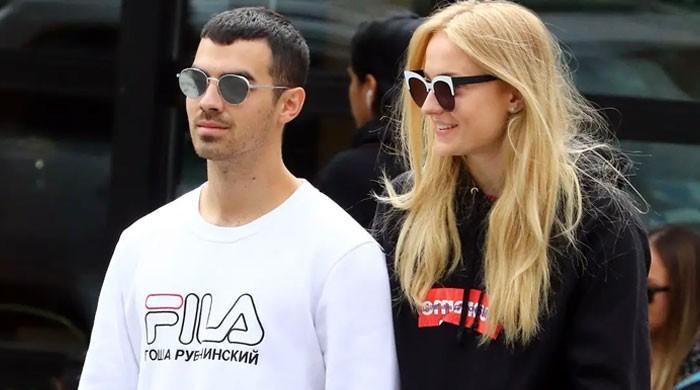 Joe Jonas showers love on Sophie Turner in endearing birthday post