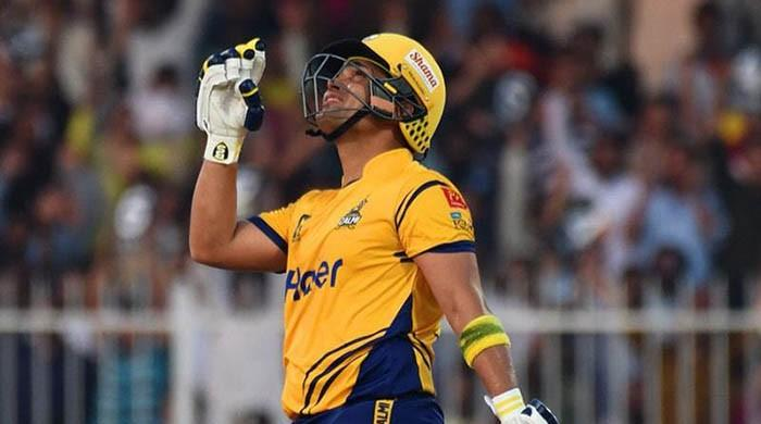 Kamran Akmal smashes first century of PSL 2020