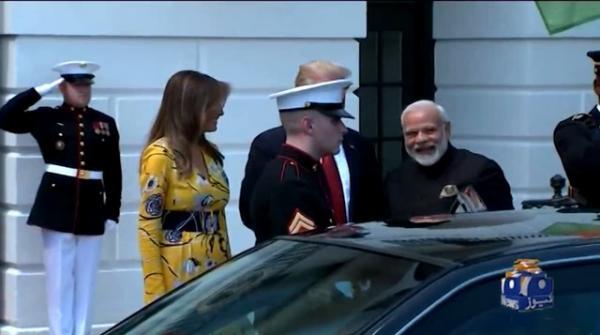 Trump's India visit