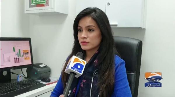 Geo News Special – NHS Took Prompt Actions To Stop Coronavirus Spread, Says Sana Zeeshan