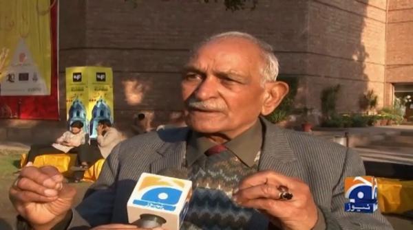 37th death anniversary of urdu poet Josh Malihabadi
