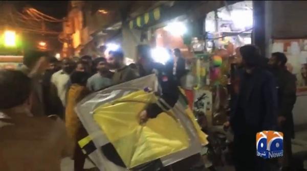 40 injured during Basant festivities in Rawalpindi