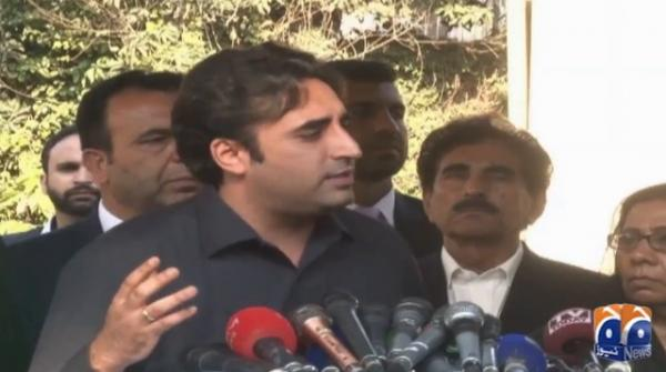 The govt will be dismissed in the next six months: Bilawal
