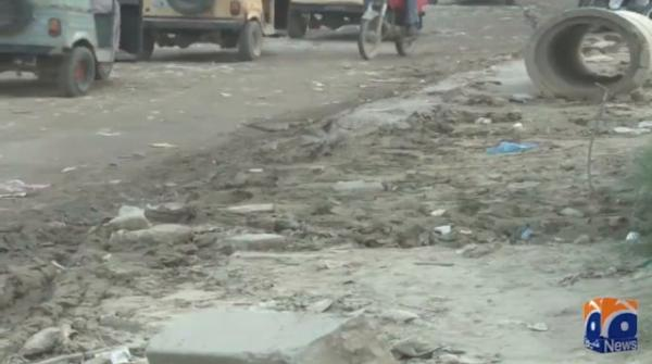 Bad sanitary conditions prevail in Karachi despite SC orders