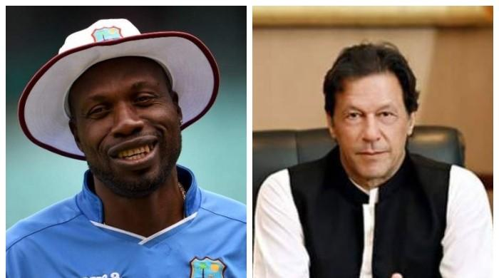 Imran Khan is a great leader, says Windies legend Curtly Ambrose
