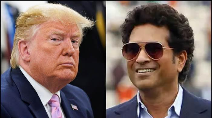 Trump's struggle to pronounce Tendulkar, Kohli's names has Twitter in stitches