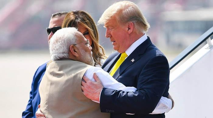 Trump backs India on cross border terror &  evades Kashmir & Muslim persecution