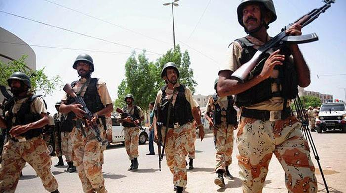 Karachi: Rangers arrest 19 for street crimes, drug trafficking