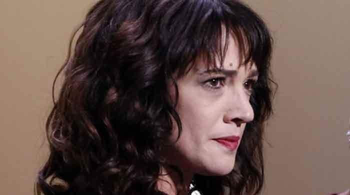 Asia Argento glad to see handcuffed Harvey Weinstein
