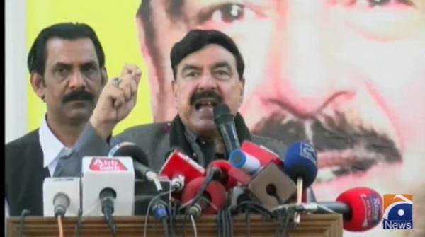 Nawaz Sharif, Asif Zardari in PM Imran's pockets: Sheikh Rashid