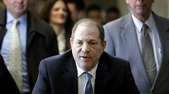 Harvey Weinstein: from Hollywood 'God' to convicted rapist