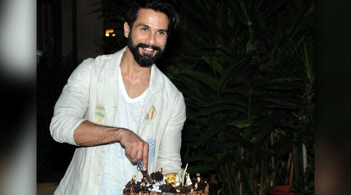 Shahid Kapoor turns 39 years' old, sheds light on importance of family