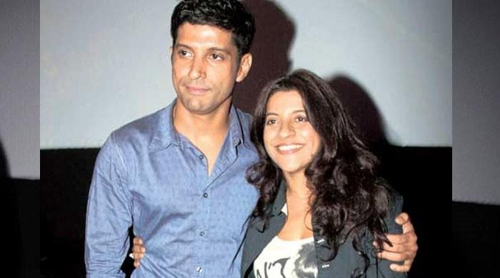 Zoya Akhtar says she is dying to do a gangster film with Farhan Akhtar