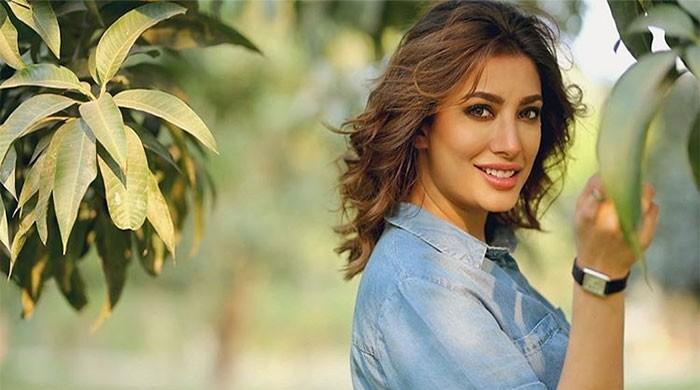 Mehwish Hayat stuns in latest photo shoot