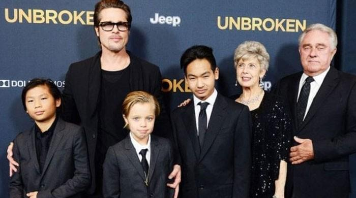 Brad Pitt's son Maddox refuses to call him his father?