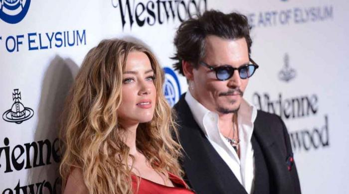 Amber Heard escapes getting dropped from 'Aquaman 2' post audio leak involving feud with Johnny Depp