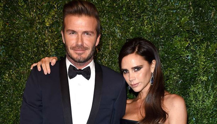 David Beckham Explains Why He Fell in Love With Victoria Beckham
