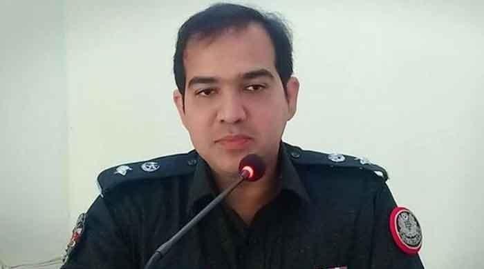 SSP Shikarpur Rizwan says life in danger, blames provincial minister in letter to IGP