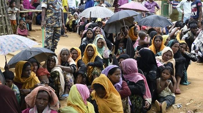 Bangladesh once again delays relocation of Rohingya to refugee island