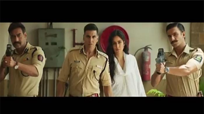 Ajay Devgn, Ranveer Singh to attend trailer launch event of 'Sooryavanshi'