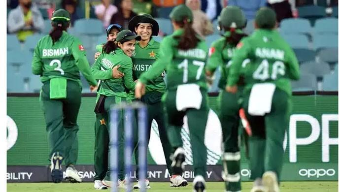 Pakistan crush West Indies by 8 wickets in ICC Women's T20 World Cup opener