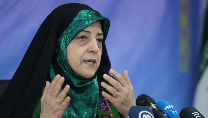 Iranian Vice President Contracts Coronavirus: State Media