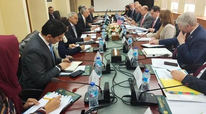 Pakistan, US fail to achieve breakthrough in promoting trade ties: report