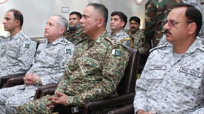 Any misadventure by enemy to be thwarted with an iron fist, vows naval chief Admiral Abbasi