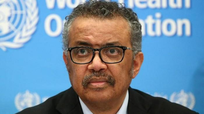 WHO chief urges countries to redouble efforts to contain coronavirus
