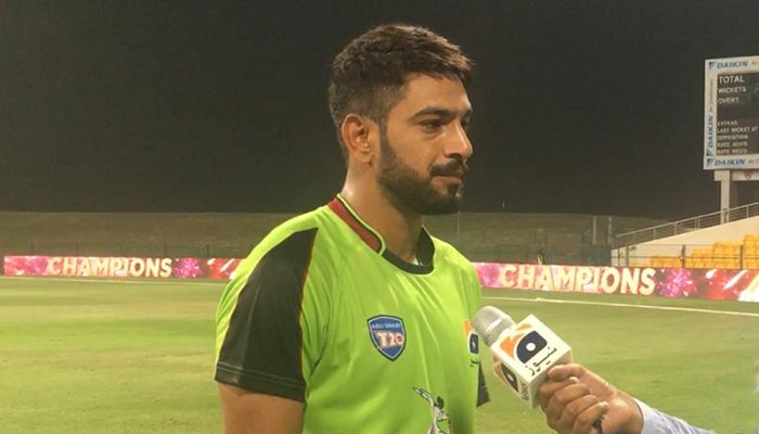 Lahore Qalandars pacer Haris Rauf sidelined due to injury
