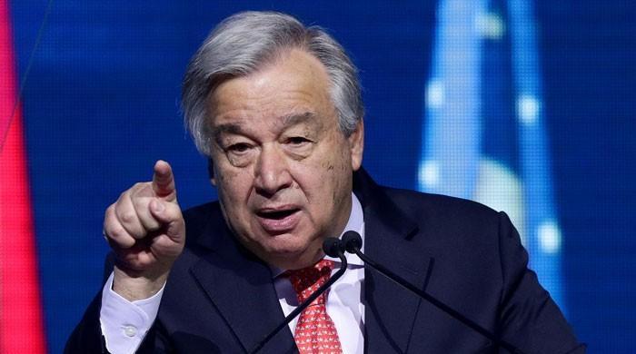 UN chief asks India to stop anti-Muslim violence as 38 die in Delhi riots