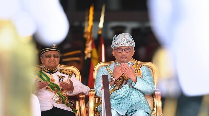 Malaysian king rejects Mahathir's request to seek vote on new PM
