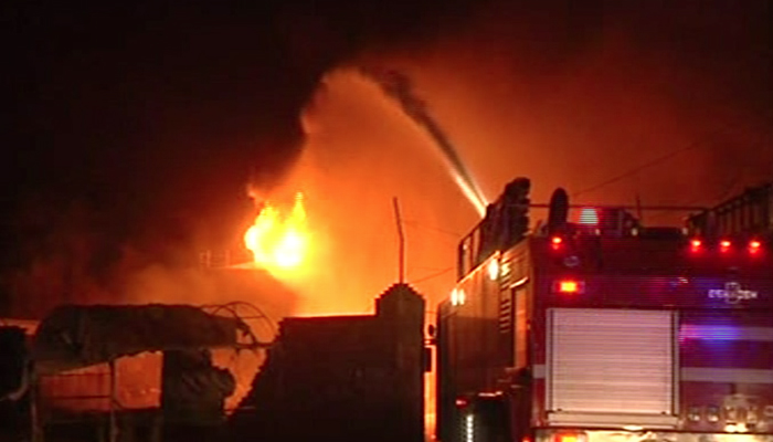 Image result for Five Killed in a Boiler Blast at Chunian Factory