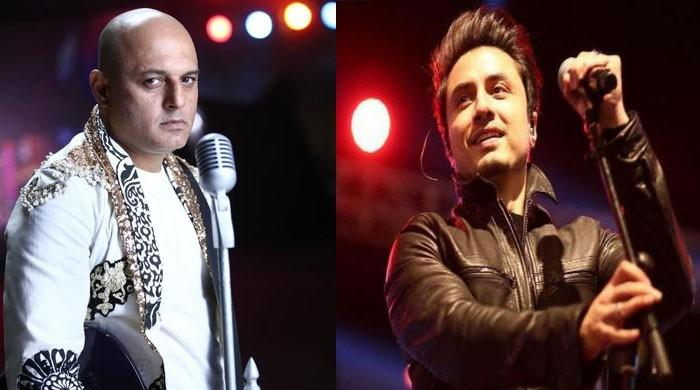 Ali Azmat supports Ali Zafar for his upcoming PSL song