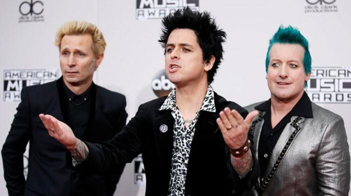 Rock band Green Day among musicians pulling out of Asia tour dates