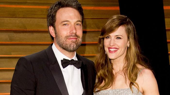 Ben Affleck, Jennifer Garner reunite after his shocking revelation about their marriage