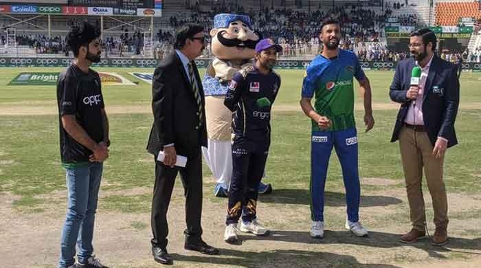 PSL 2020: Multan Sultans win toss, opt to bat first against Quetta Gladiators