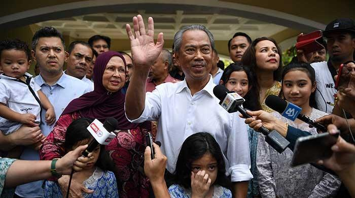 Malaysian king appoints little known former interior minister as PM