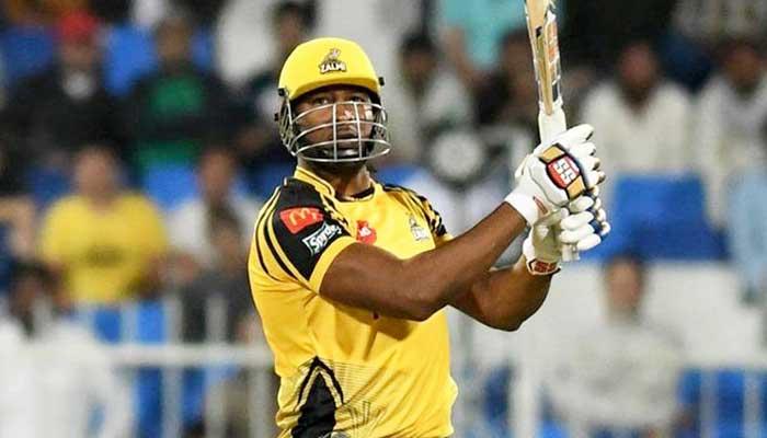 Struggling Sammy steps down as captain of Peshawar in PSL