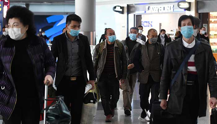 China reports fewest new coronavirus cases on record